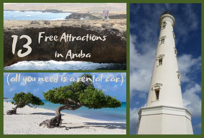 13 Free Attractions in Aruba - All You Need is a Rental Car! | The Wordy Explorers