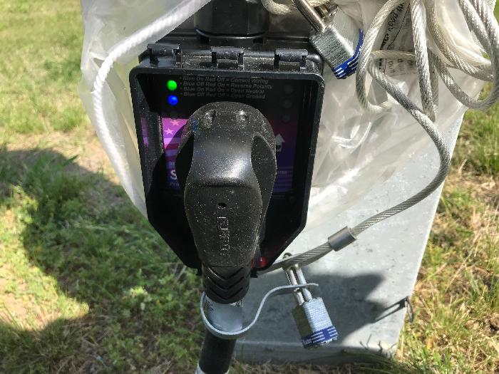 Power Surge Issues when Camping in an RV