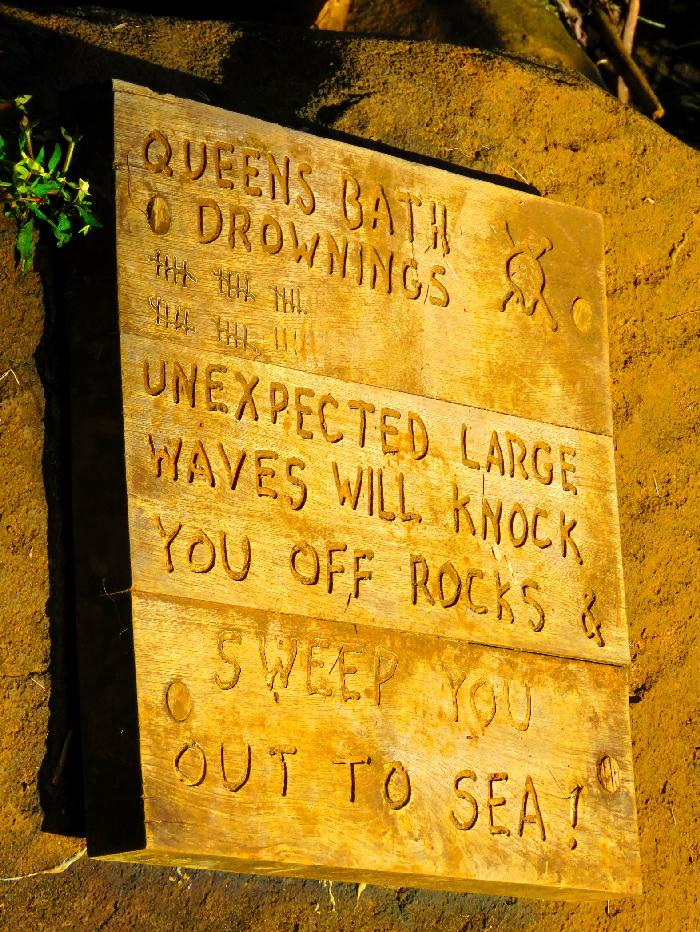 Beware of Possible Drowning!