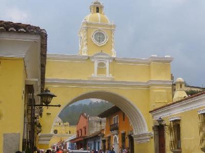 Exploring Antigua, Guatemala On Our Own