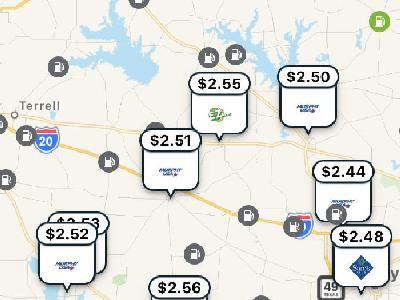 Save Money on Gas with GasBuddy