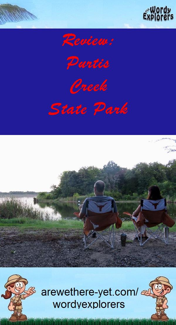 Review: Purtis Creek State Park