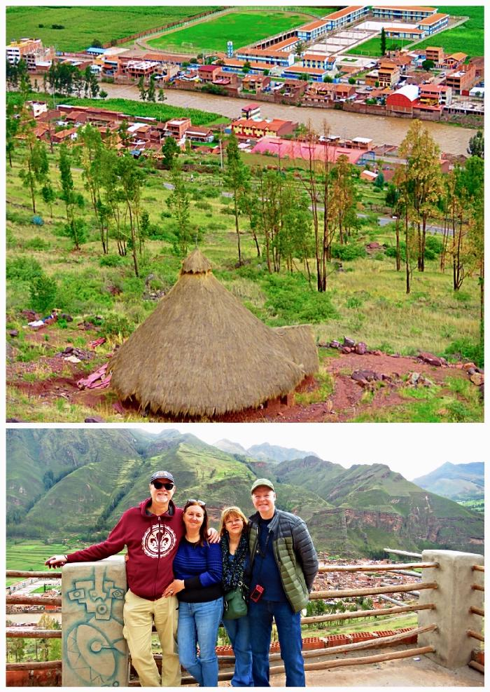 View from Mirador Pisac