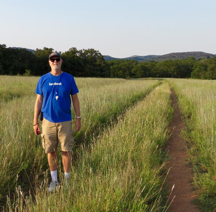 Hiking the Osage Lake Trail