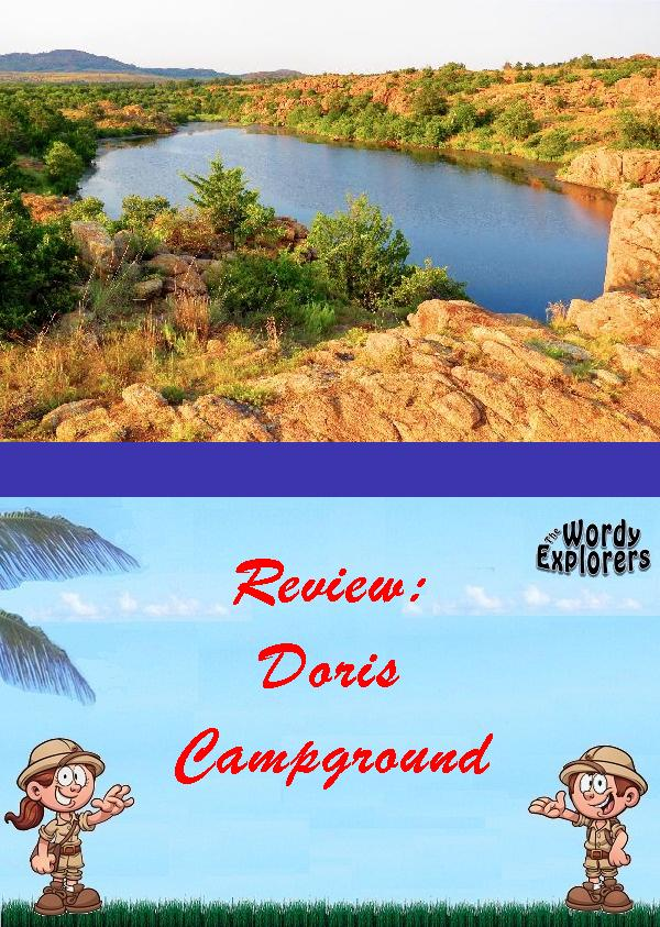 Review:  Doris Campground
