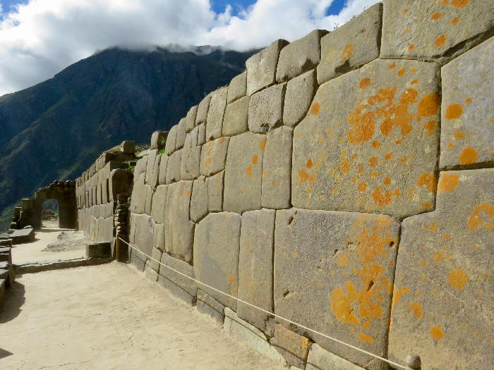 Handiwork of the Incas