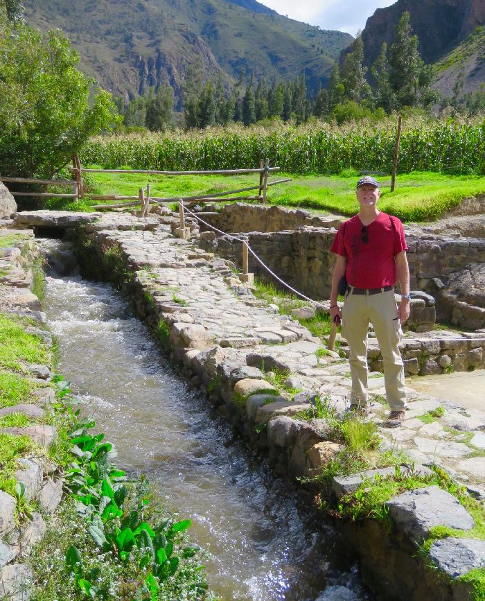 Irrigation for Agricultural Terraces