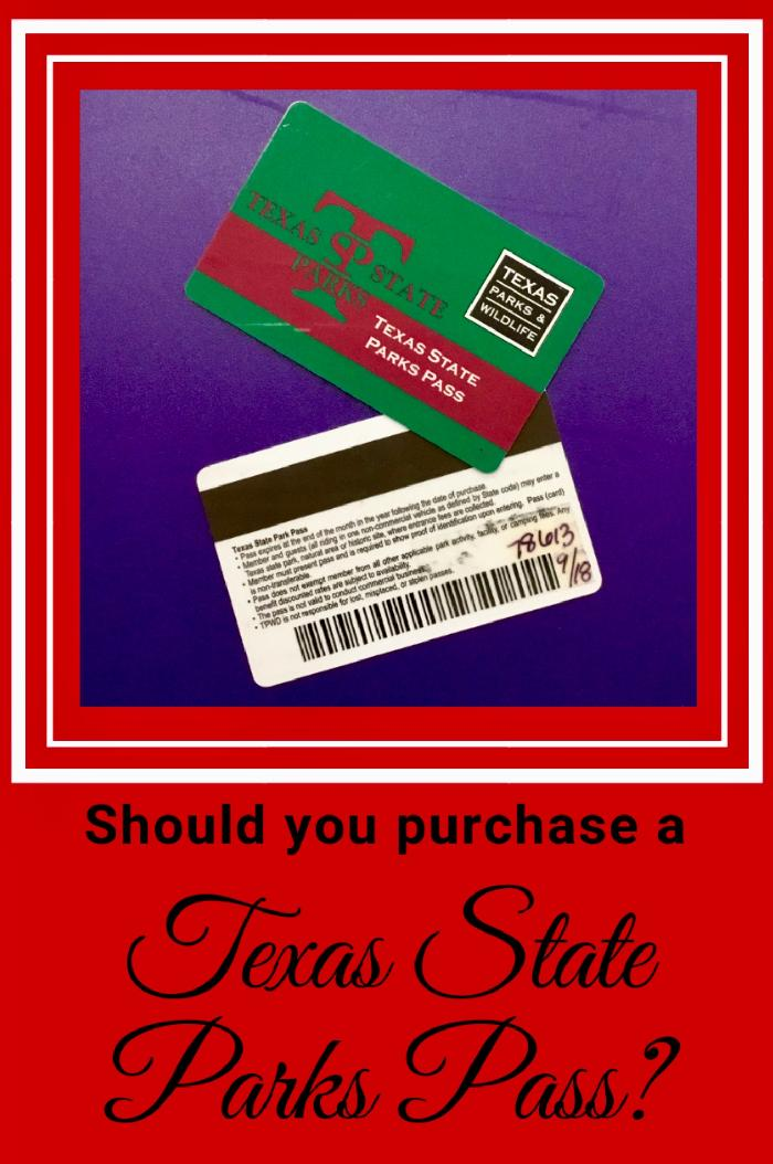 Should You Purchase a Texas State Parks Pass?