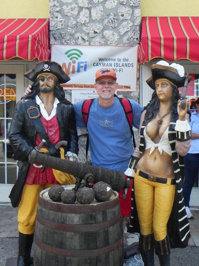 Two Pirates and Me