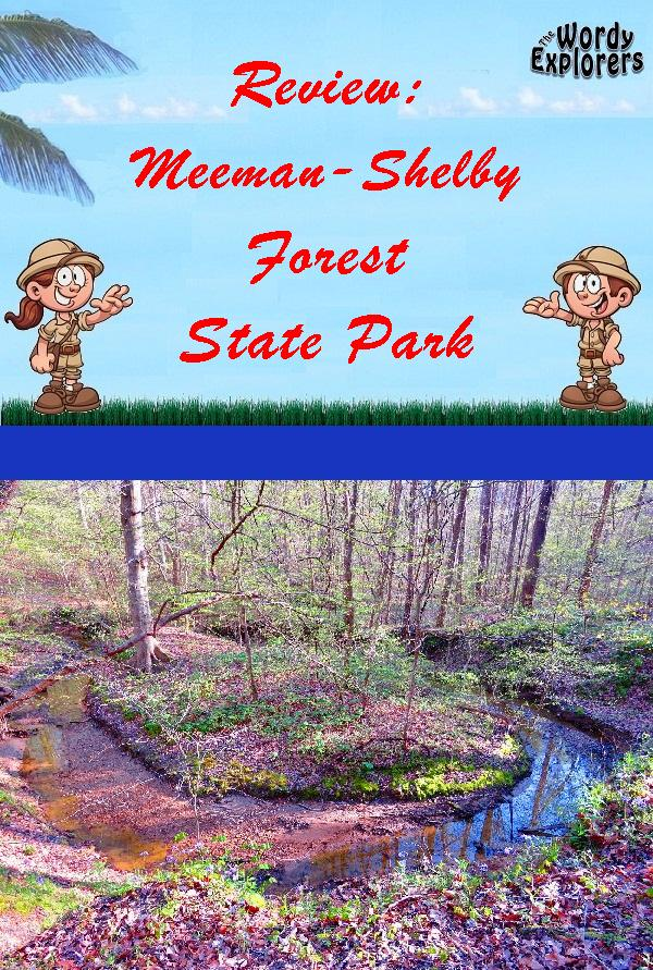 Review:  Meeman-Shelby Forest State Park