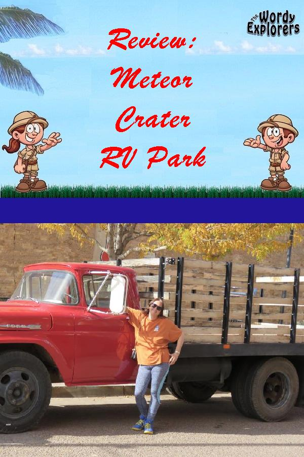Review:  Meteor Crater RV Park