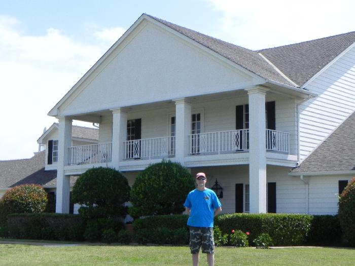 Ewing Mansion at Southfork Ranch