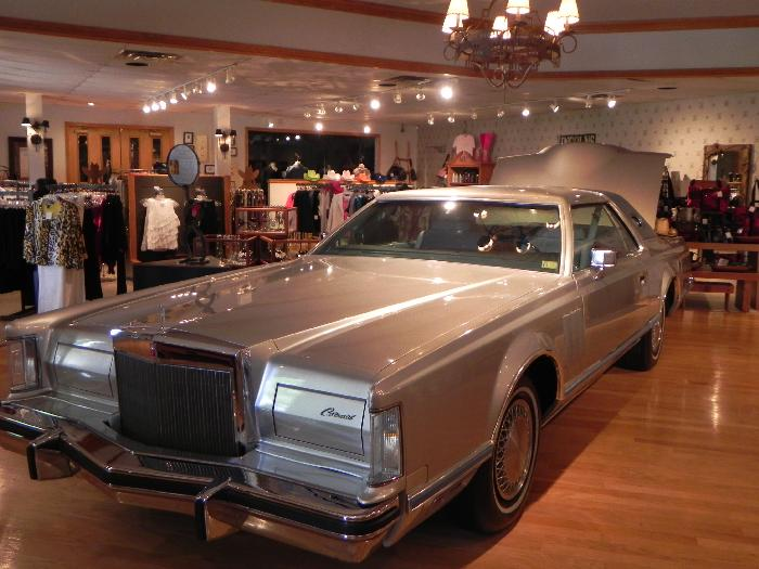 The Famous Lincoln Continental