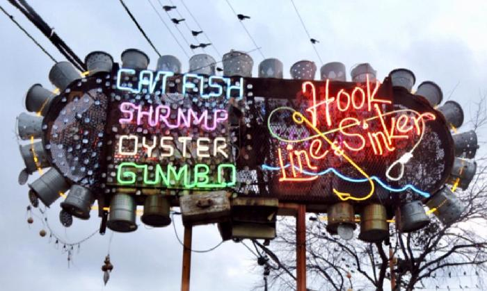 Hook, Line and Sinker Restaurant