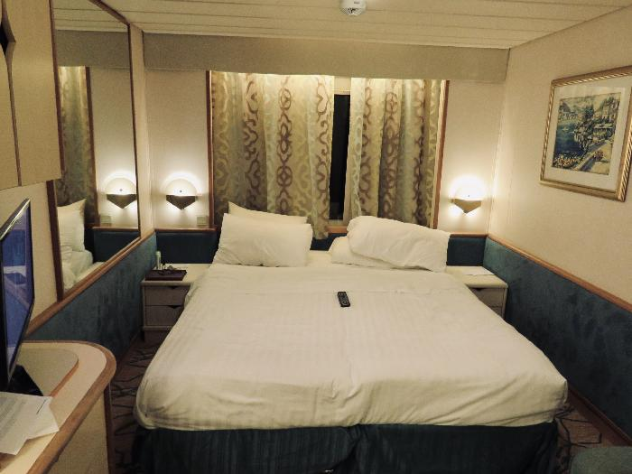 Stateroom 3116 - Category 2N Oceanview Stateroom