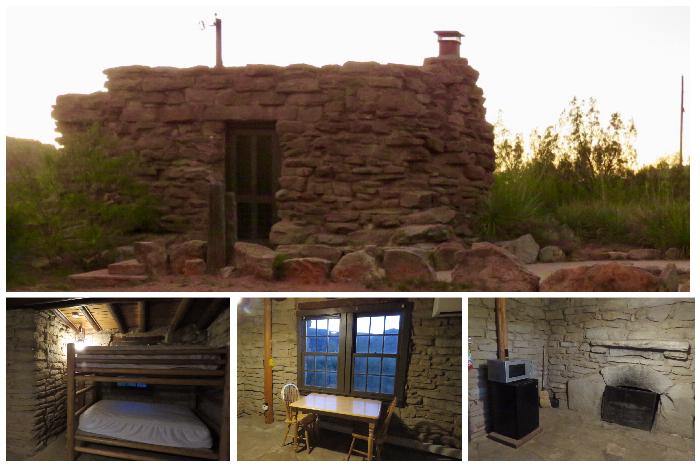 Cow Camp Cabin at Palo Duro Canyon