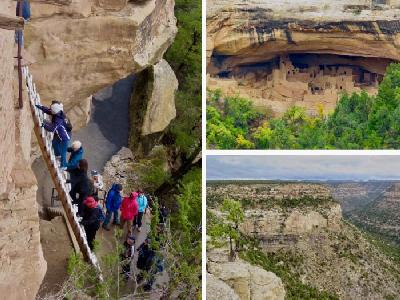 Mesa Verde National Park's 700 Years Tour (by Aramark)