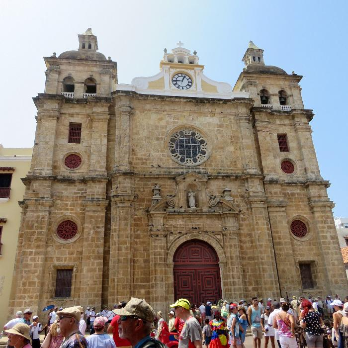 San Pedro Claver Church and Monastery