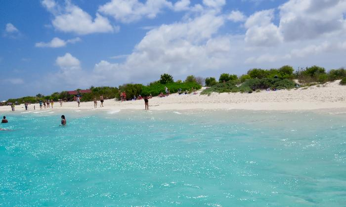 Bonaire's No Name Beach