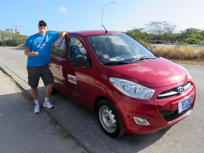 Amigo Rental Car on Aruba