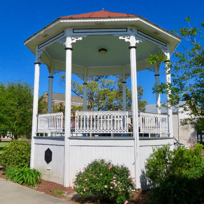 Natchez Trails Pavilion