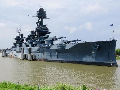 Battleship Texas: Tour Her While You Still Can!