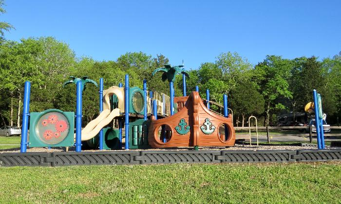 Seven Points Campground Play Area