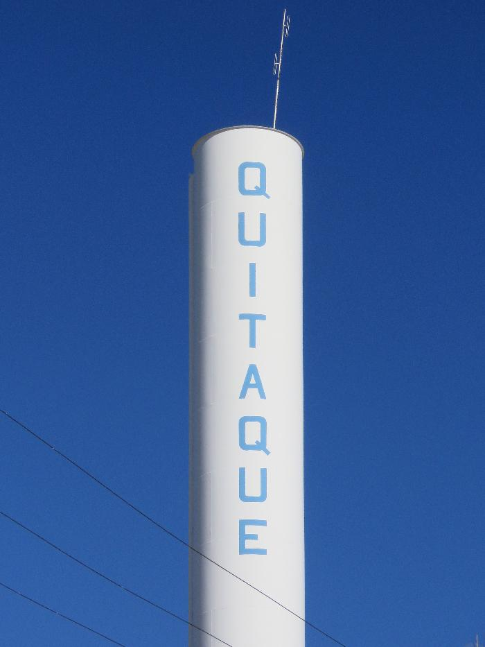 Welcome to Quitaque, Texas!