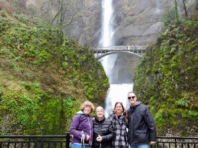All in a Days Drive on the Historic Columbia River Highway