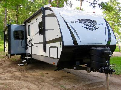 Review:  Wolf Creek Park - Our First Adventure in RV There Yet?