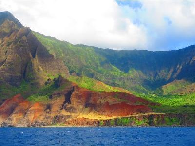 Sunset Sail in Kauai