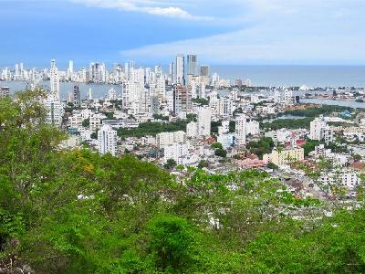 3 Hour Tour of Cartagena, Colombia