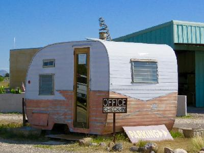 Review:  Tumble In RV Park in Marfa, Texas