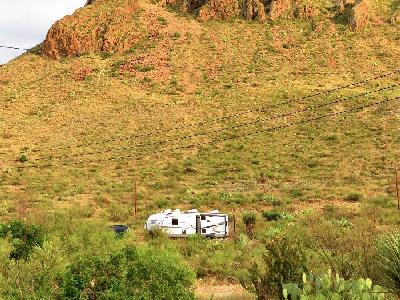 Review: Terlingua Ranch Lodge in an RV