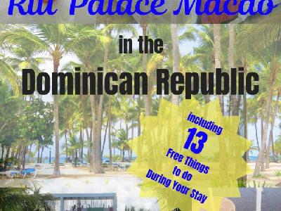 7 Nights at Riu Palace Macao including 13 Free Things to Do during your Stay