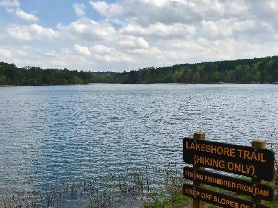 Review:  Hiking, Exploring and Camping at Tyler State Park