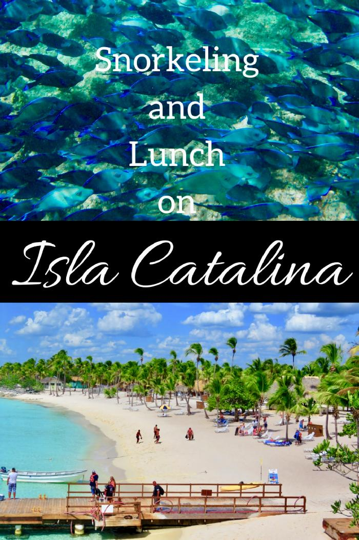 Snorkeling and Lunch on Isla Catalina