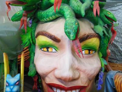 """Mardi Gras World"" plus 14 New Orleans Sights"