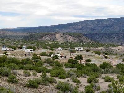 Review:  Cochiti Recreation Area