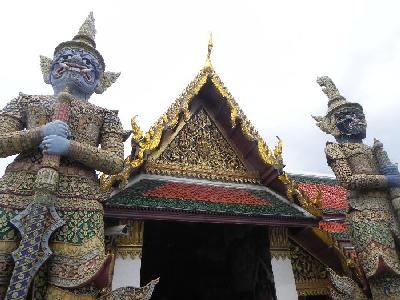 Private Bangkok Tour for Cruise Ship Passengers with Thai Tour Guide