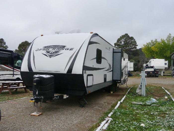 A Review of Turquoise Trail Campground & RV Park