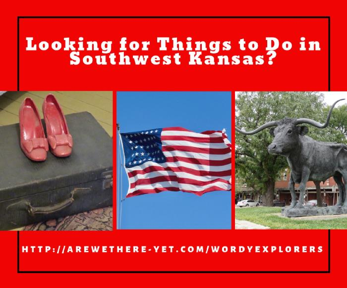 Looking for Things to Do in Southwest Kansas?