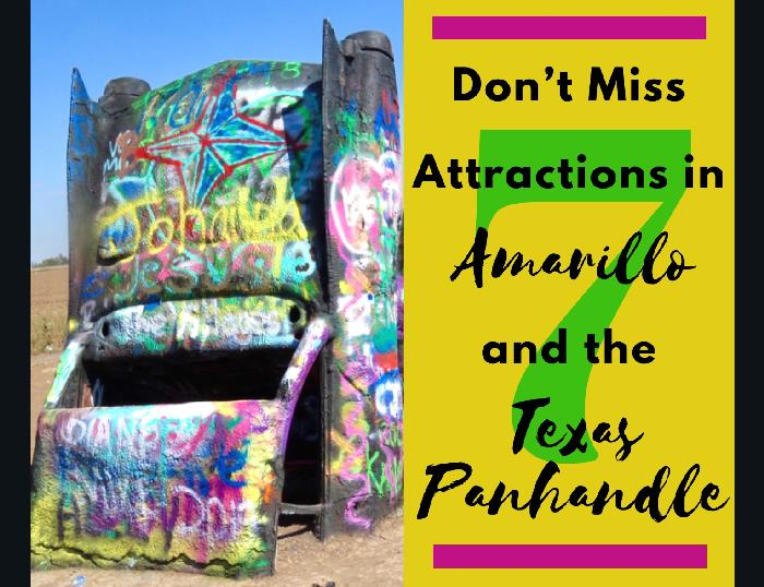 7 Don't Miss Attractions in Amarillo and the Texas Panhandle