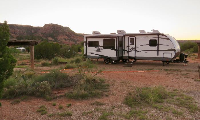 Review: Palo Duro Canyon State Park