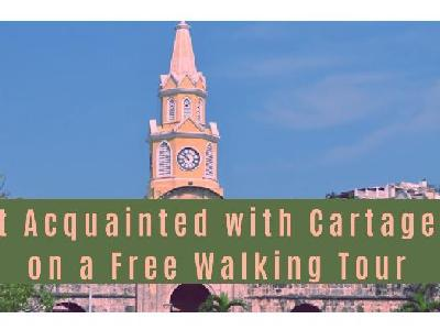 Get Acquainted with Cartagena, Colombia on a Free Walking Tour