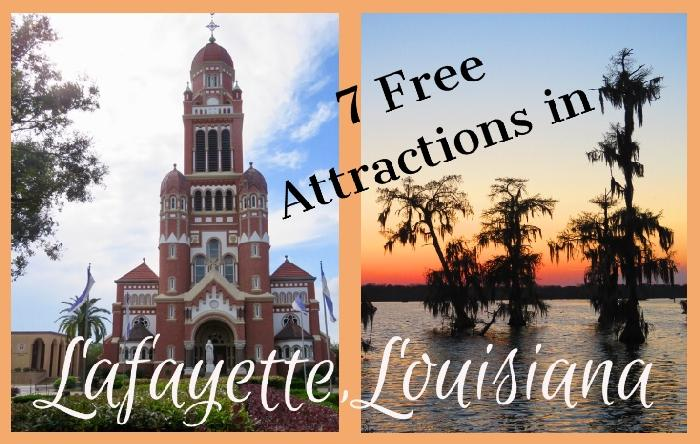 7 Free Attractions in Lafayette, Louisiana