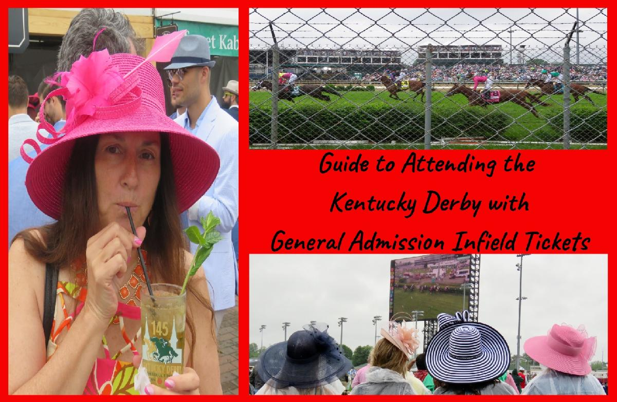 Guide to Attending the Kentucky Derby with General Admission Infield Tickets