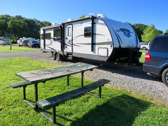 Review: River Town Campground