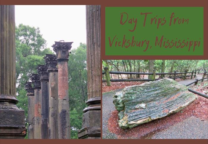 Day Trips from Vicksburg, Mississippi