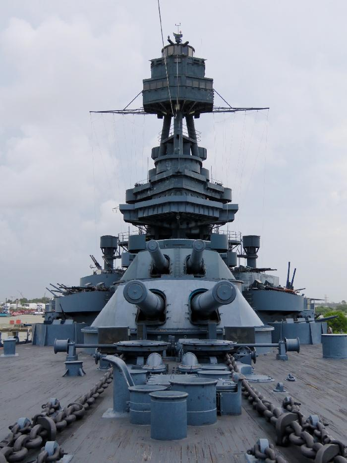 Navy Ship Engine Room: Battleship Texas: Tour Her While You Still Can!